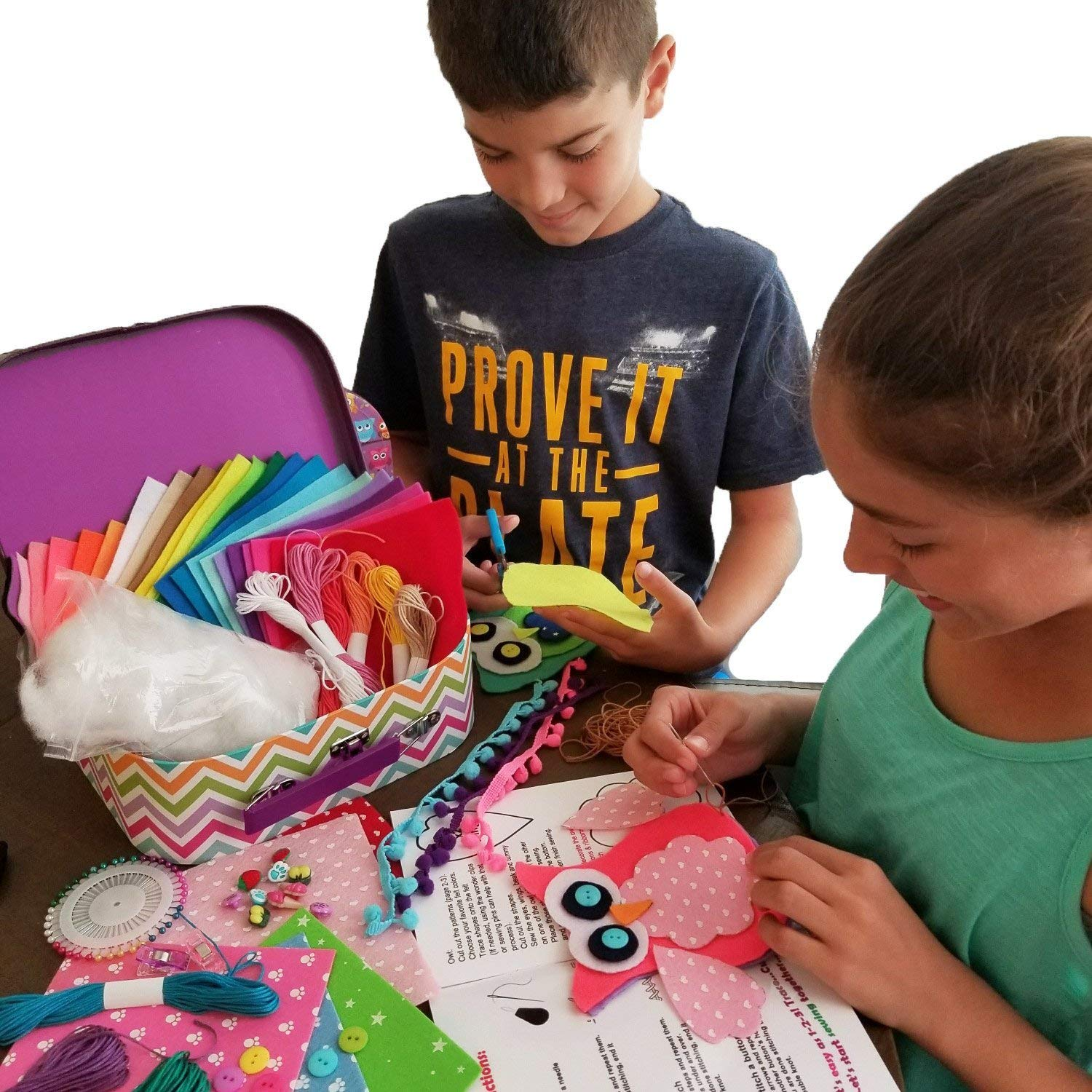 Hand Sewing Projects For 10 Year Olds Sewenir Sewing Projects