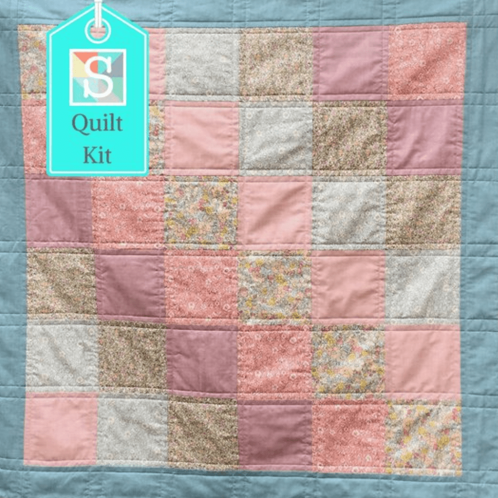 5 Pre Cut Quilt Kits For Beginners Pre Cut Baby Quilt Kits