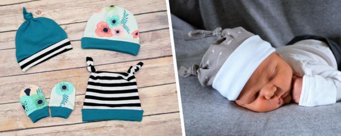 Baby Hat Cutting Pattern
